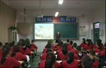 四川省绵阳市沙汀实验中学阚国强自然灾害课堂实录