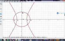 人教版 高三数学 教学中几何画板的深度运用——提高篇 几何画板画圆锥曲线的基本操作-微课
