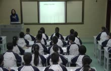 人教版 语文 八年级下 第五单元 第二课《五柳先生传》-课堂实录