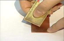 人教版 初三化学下 第八单元  金属和金属材料 合金与纯金属的比较-实验演示
