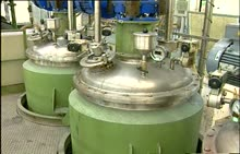 人教版 初三化学下 第八单元  金属和金属材料 金属的防锈-视频素材