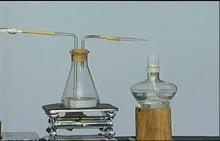 人教版 初三化学下 第八单元  金属和金属材料 一氧化碳还原氧化铁-实验演示