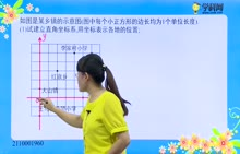 初中数学 平面直角坐标系:坐标确定位置2-试题视频