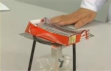 人教版 八年级物理:纸锅烧水-实验演示