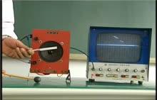 人教版 八年级物理:音叉波形-实验演示