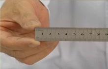 人教版 八年级物理:刻度尺测长度-实验演示