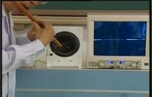人教版 八年级物理:p35波形图-实验演示