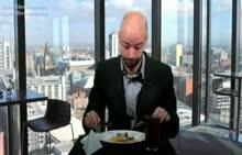 人教版 八年级下册 英语Unit 10 Table manners-视频素材