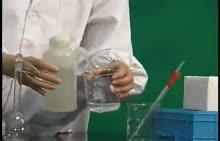 人教版 高一下 配制一定物质的量浓度的溶液-实验演示