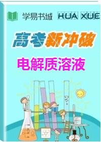 高考新突破电解质溶液选择题·电解质溶液的三大守恒PPT