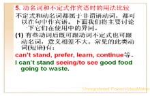 中考英语专项复习微课视频:102.不定式和动名词作宾语时的用法比较-微课堂视频