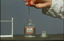 浙教版 八年级科学:滴管的使用-实验演示视频