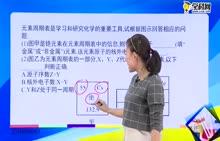 初中化学-元素周期表的特点及其应用7-试题视频