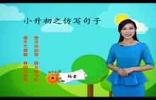 人教版 小升初语文 专题6 仿写句子-视频微课堂