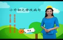 人教版 小升初语文 专题4 修改病句-视频微课堂