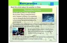 上海牛津版 七年级英语上册 Unit 4 Period 5-视频微课堂