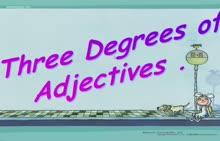 人教版 八年级英语下册 第三单元 形容词的比较级的最高级的变化规则-视频微课堂