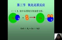 人教版 高中化学 必修一 氧化还原反应-视频微课堂