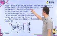 高中化学 电化学专项-7 典型试题3-试题视频