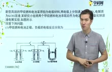 高中化学 电化学专项-7 典型试题4-试题视频