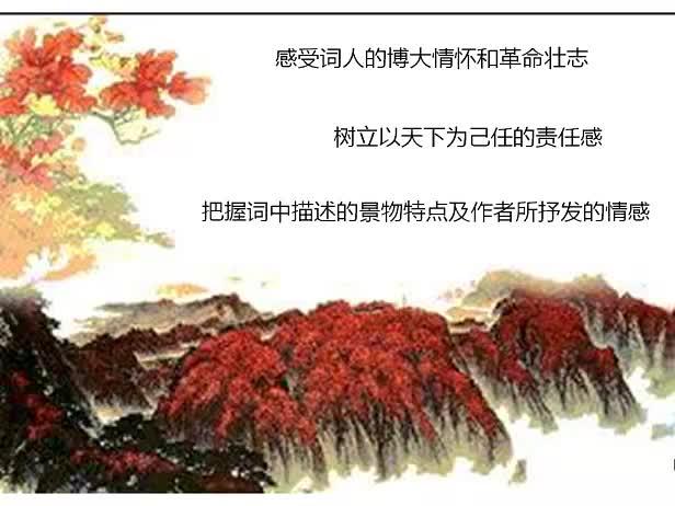 人教版 高中语文写作指导 写景的角度