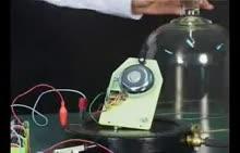 人教版 八年级物理上册 真空罩中的闹铃-实验演示