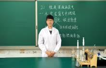 沪教版 九年级化学全册 2.1性质活泼的氧气-实验演示