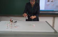 沪教版 九年级化学上册 探究微粒运动实验的改进-实验演示