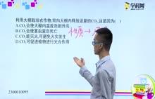 初中化学 二氧化碳的性质和用途-性质和用途例2-试题视频