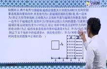 高中物理 电磁感应中的图象问题-平动切割类图象问题2-试题视频