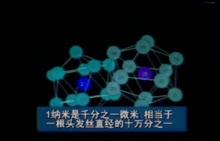 人教版 九年级物理下册 纳米材料-视频素材