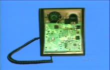 人教版 九年级物理下册 电话-视频素材