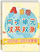 2018-2019学年同步单元双基双测AB卷