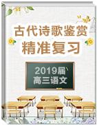 2019届高三语文古代诗歌鉴赏精准复习