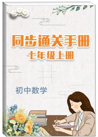 初中数学同步通关手册-七年级上册