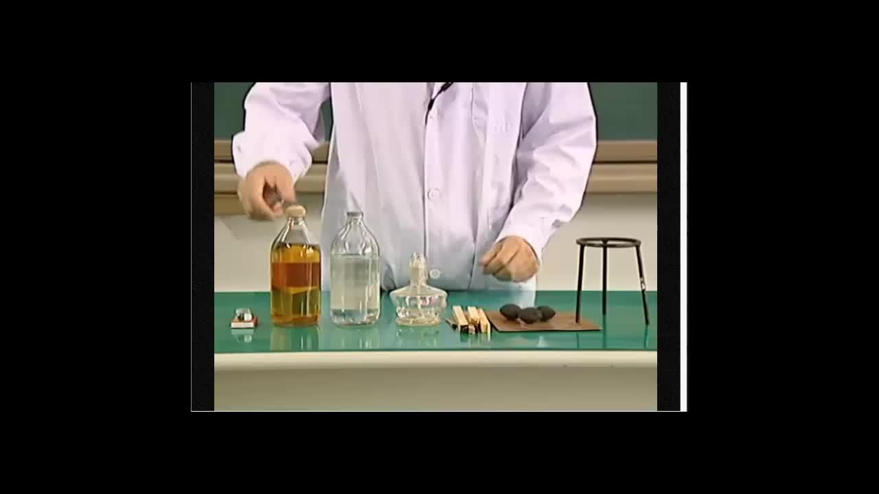 人教版 九年级物理 热机效率-实验演示