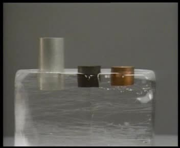 人教版 九年级物理-热量--比较不同金属的比热
