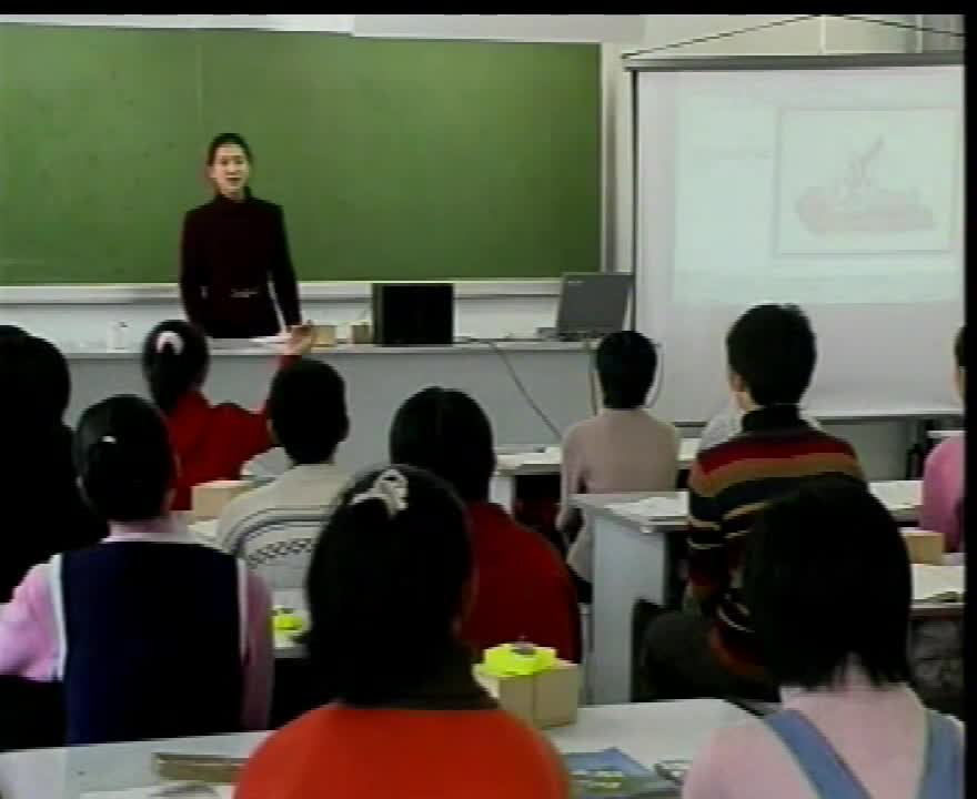 人教版 九年级物理-压力与压强(课堂实录)