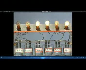 人教版 高中化学 必修一 物质导电性实验-电离