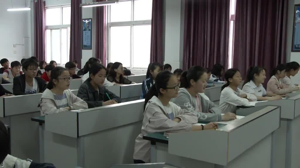 人教部编版 八年级语文下册 第五单元 一滴水经过丽江-课堂实录
