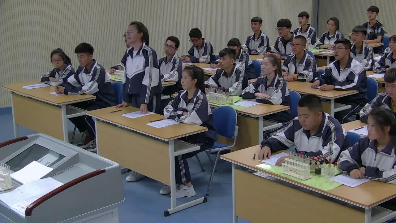 沪科版 高中化学 拓展型课程 6.2 一些金属化合物 第三课时 铁盐和亚铁盐-课堂实录
