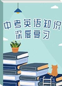 中考英语知识深度复习