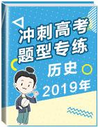 备战2019年冲刺高考历史题型专练