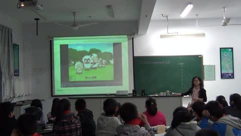 牛津译林版 七年级英语上册 7A Unit3 GrammarA&B(蔡吕瑾)-课堂实录