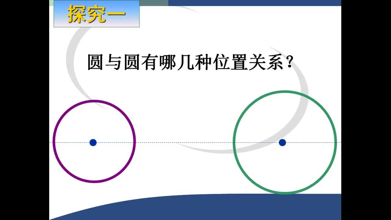 人教版 九年级数学上册 第24章 点和圆、直线和圆的位置关系