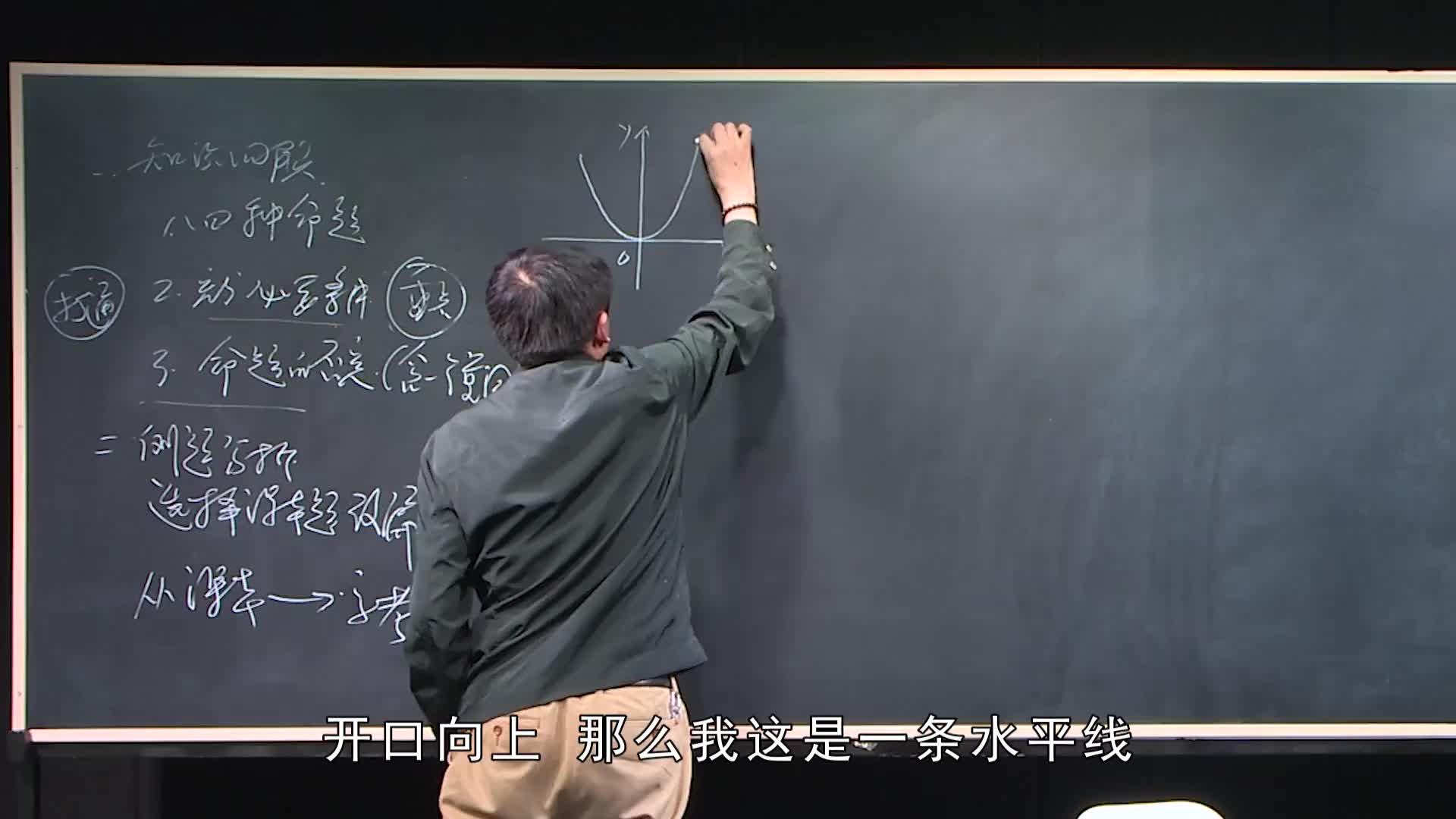 逻辑命题高三一轮复习课堂设计 2、重点题型和变式训练逻辑命题与圆锥曲线(上)-视频微课堂