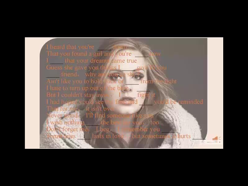 人教版 高一英语 必修一 听歌学听力技能——辅音音素 t 和 d 的略读现象-视频微课堂