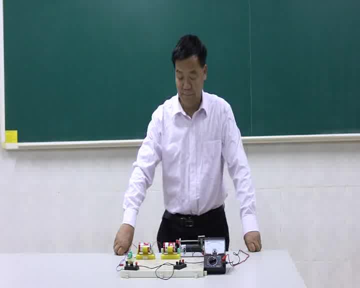 人教版 高二物理 用多用电表测量路端电压