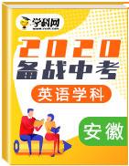 备战2020年中考英语真题分类汇编(安徽)