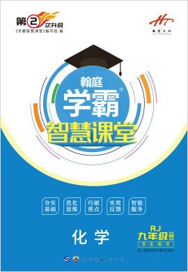 2019-2020学年九年级全一册初三化学【学霸智慧课堂】(人教版)